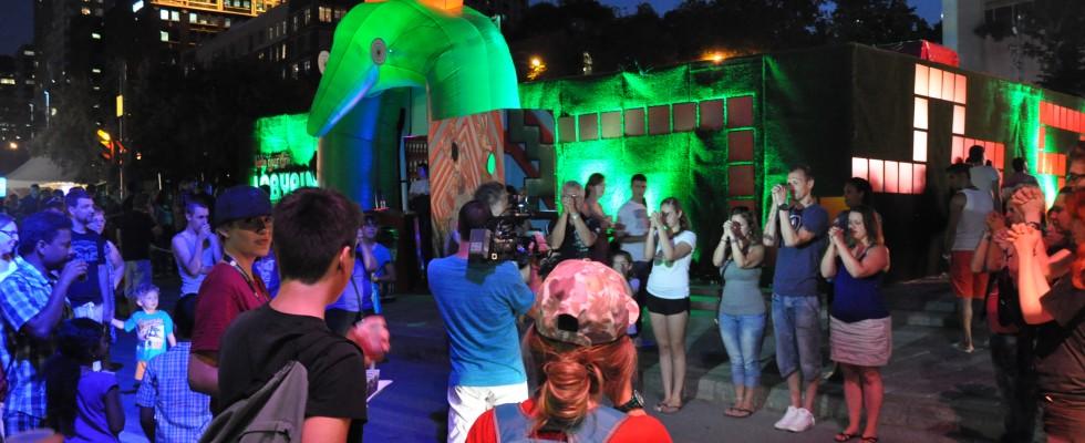 Festival Juste pour rire 2014