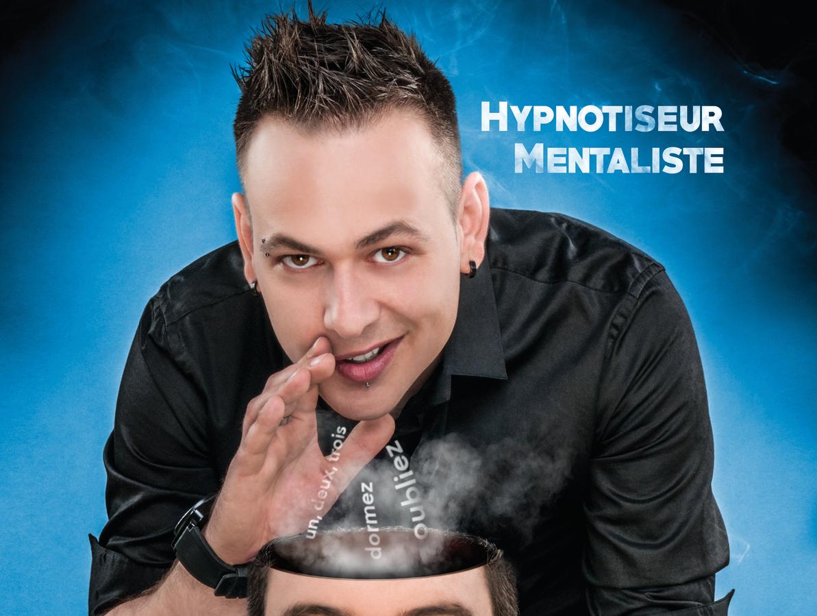 Stephane Dumais Hypnotiseur